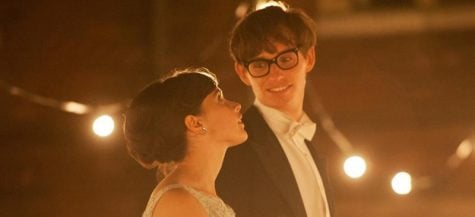 The human element: Eddie Redmayne portrays the personal side of Hawking in 'Theory of Everything'
