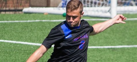 DePaul men's soccer season ends