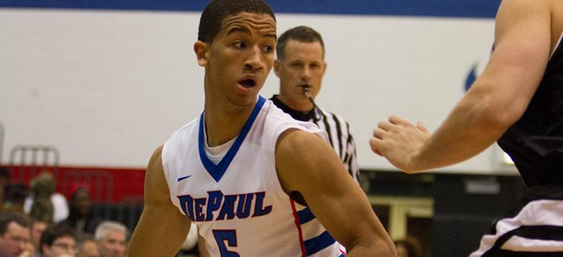 Billy's fight: Sophomore Billy Garrett Jr. of DePaul men's basketball lives with sickle cell disease
