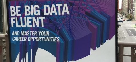 DePaul's Big Data ad campaign hits the mark