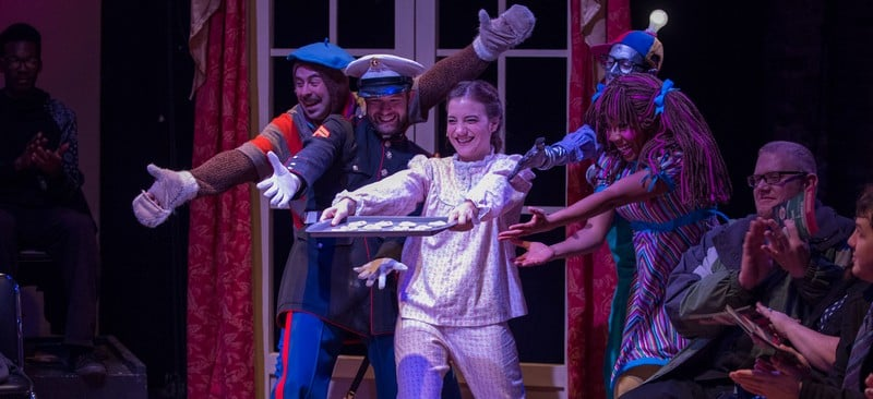 The House Theatre playfully evokes nostalgia with 'The Nutcracker'