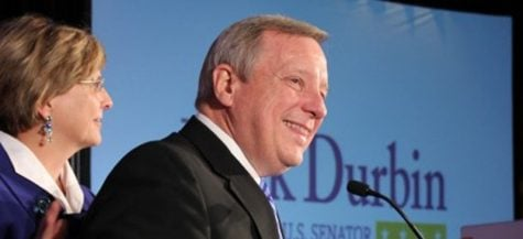 Durbin wins Illinois, race called before 8 p.m.