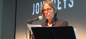 """Poet Eileen Myles showcase her latest book, """"Afterglow,"""" on Nov. 2 at the Chicago Humanities Festival. (Photo courtesy of The Poetry Foundation)"""