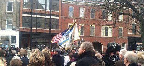 Former Mayor Jane Byrne's funeral held at St. Vincent dePaul Church
