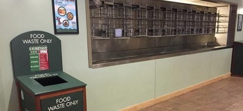 DePaul's 'eco-friendly' dining services on campus leave much to be desired
