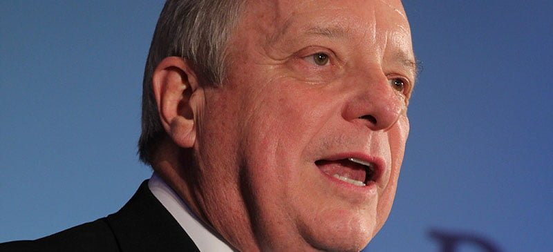 Durbin secures new term, other Democrats not so lucky