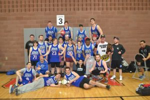 DePaul's dodgeball club has been in existence for 14 years. They typically travel to one or two tournaments per quarter. (Photo courtesy of DePaul Dodgeball Club)