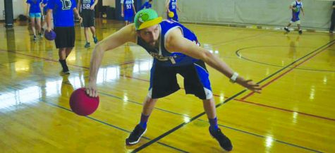 DePaul's dodgeball club grabs college life by the ball