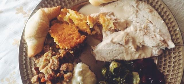How to semi-successfully make your first Thanksgiving on your own