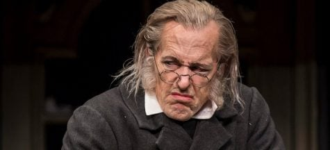 Goodman's 'Christmas Carol' a classic delight
