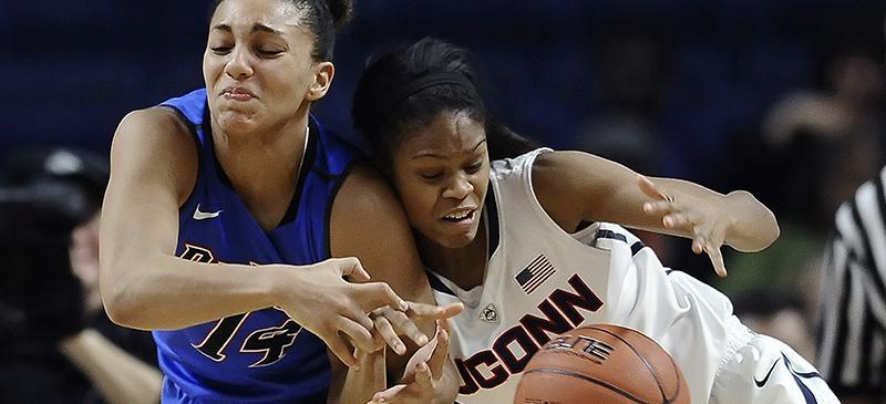 Connecticut trounces DePaul Women's Basketball 98-64