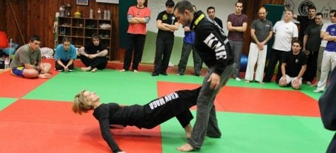 Self-defense classes: A good option for DePaul students