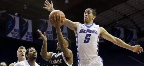 DePaul men's basketball rolls over Milwaukee for fourth straight win