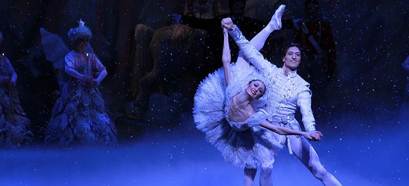 Joffrey's 'Nutcracker' showcases classic holiday ballet