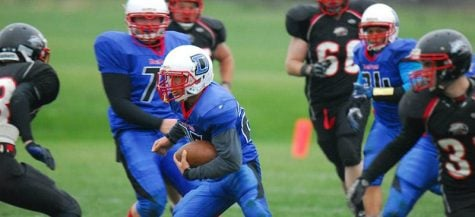 DePaul Club Football looks for next step