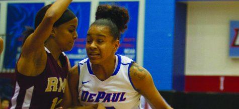 DePaul women's basketball picks up early road wins