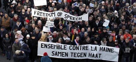 AP: Militants attack sites in Paris, murder satirical newspaper employees