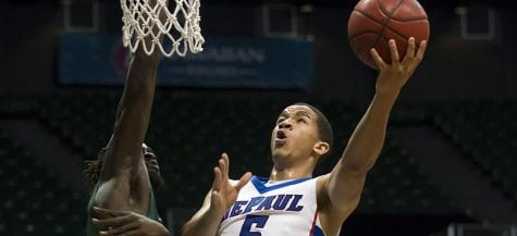 Billy Garrett's double-double helps DePaul knock off Xavier