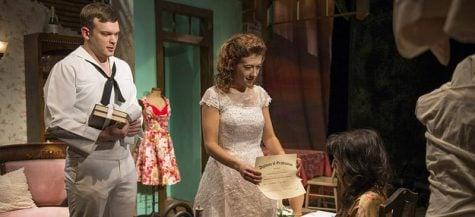 'Rose Tattoo' at Shattered Globe Theatre highlights the heartfelt, heritage