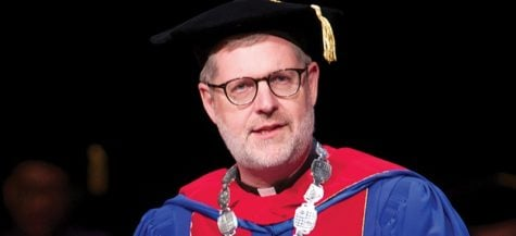 DePaul Board of Trustees extends President Rev. Dennis H. Holtschneider's contract