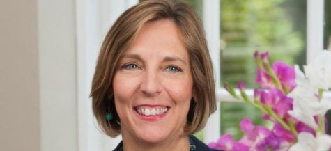 Final provost candidate Nancy Brickhouse visits DePaul