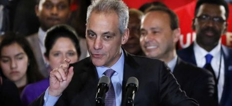 Mayor Emanuel unable to capture majority, faces runoff