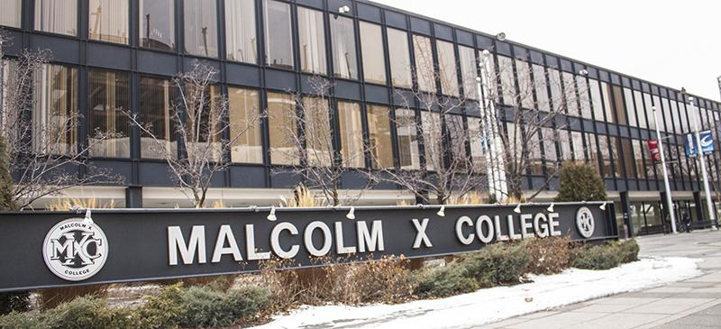City Colleges of Chicago, including Malcolm X. College, have received praise for their innovative tuition funding plans as well as their practical, job-centric programs. (Kevin Gross / The DePaulia)