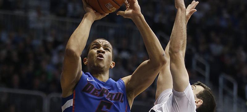No. 22 Butler bullies DePaul men's basketball behind Kellen Dunham's 24 points