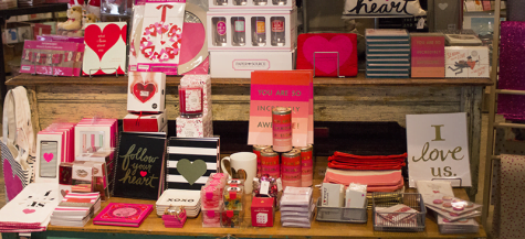 Can't buy me love: Valentine's Day celebrates consumerism