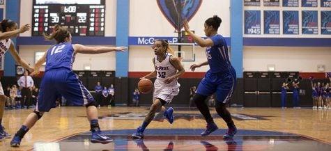 DePaul women's basketball beats Creighton 78-76