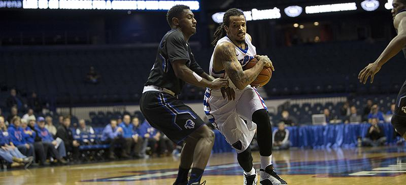 DePaul sweeps Seton Hall in 75-62 win