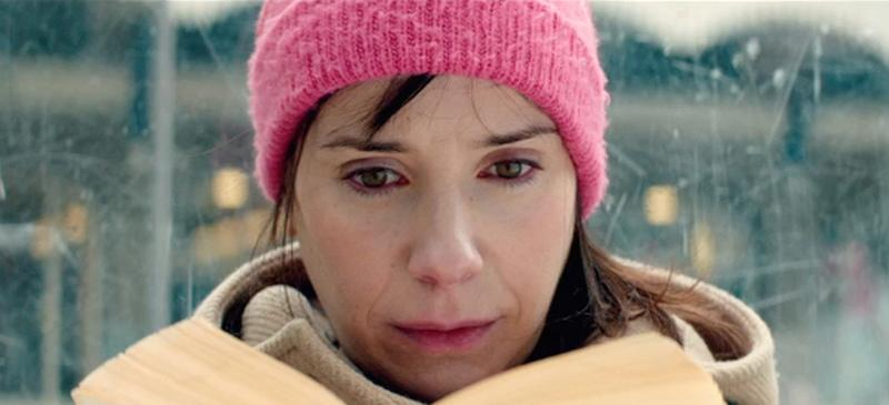 """""""The Phone Call"""" follows Heather (Sally Hawkins), a helpline operator who answers a mysterious call from a man on the brink of death after swallowing a load of pills."""