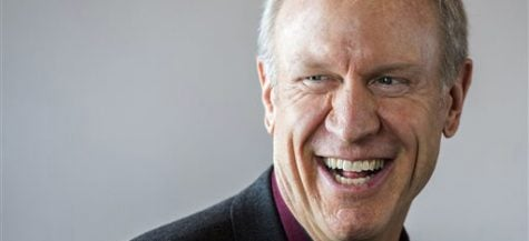 Runaway Rauner: Confrontation, not collaboration