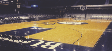 Examining the cathedral of basketball: Hinkle Fieldhouse