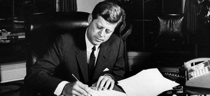 Former President John F. Kennedy once received flak for not being a Protestant Christian. This tradition of criticism continues today. (Wikimedia Commons)