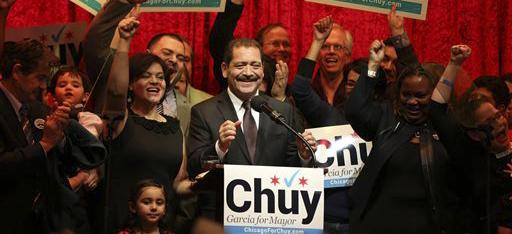Chicago Mayor Election