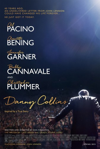 """Danny Collins,"" starring Al Pacino and written and directed by Dan Fogelman, is out now. (Photo courtesy of DANNY COLLINS)"