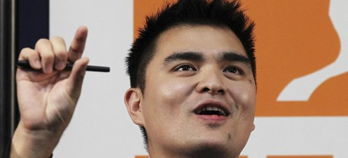 Journalist and immigration activist Jose Antonio Vargas  discussed his experiences as an undocumented immigrant Thursday. (Somos Chismosos | Creative Commons)