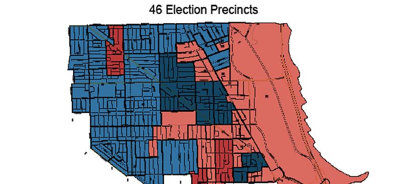 Aldermanic race in 43rd Ward remains unfinished