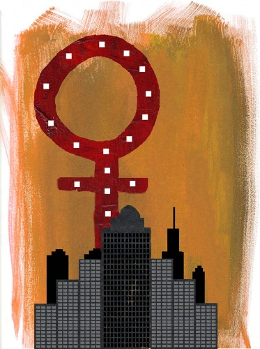 Workplace sexism remains an issue in the business world. (Laurie Harker / Tribune News Service)