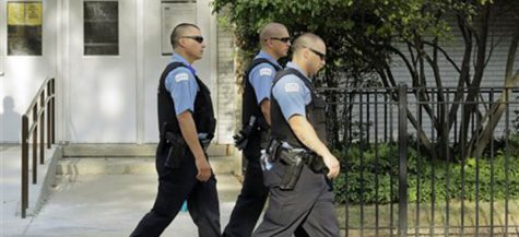 Increasing street presence of Chicago police: An effective solution?