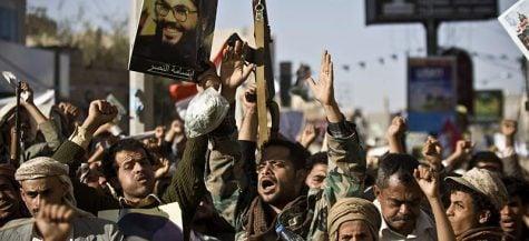 Yemen: A continuing descent into chaos