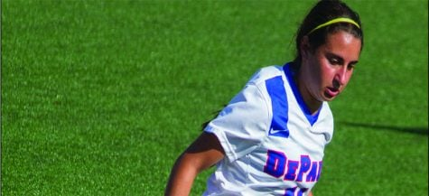 Alexa Ben of DePaul soccer called up to United States U-20s