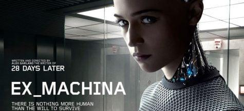 Interview: 'Ex Machina' director Alex Garland