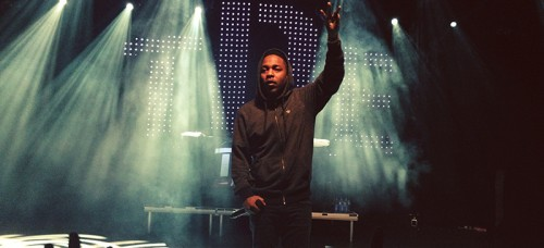 Kendrick Lamar performing at The Circus in Helsinki, Finland. (J. Ristaniemi | Creative Commons)