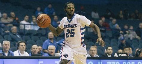 Durrell McDonald of DePaul men's basketball to transfer
