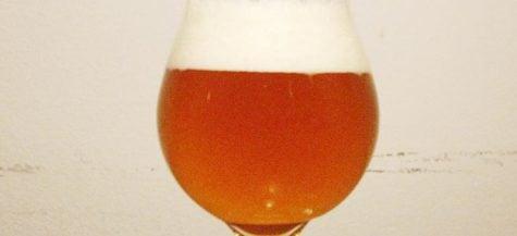 Designer craft beer glasses now on tap