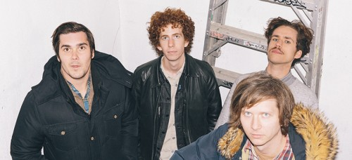Parquet Courts will perform at Pitchfork 2015. (Photo courtesy of Parquet Courts)