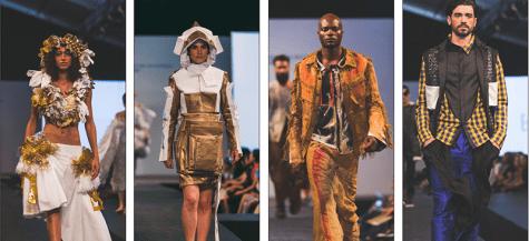 Student work hits the runway at SAIC Fashion Show