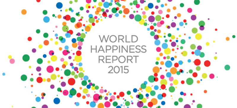 (Photo courtesy of World Happiness Report)